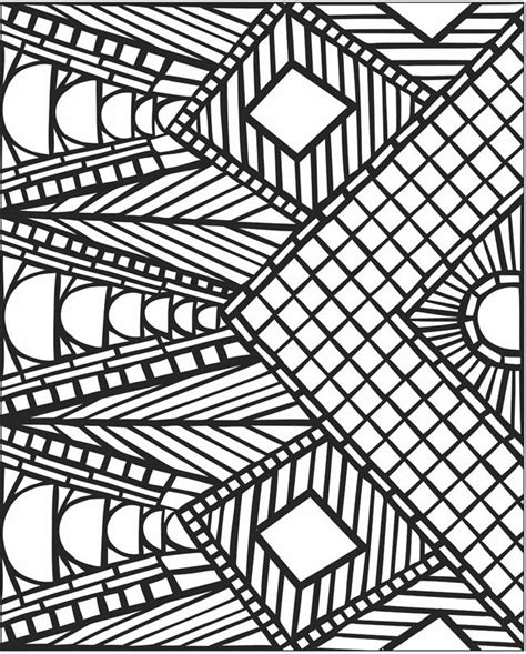 mosaic coloring books mosaic patterns coloring pages bestofcoloring