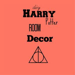 Harry Potter Themed Decorations - diy harry potter room decor youtube