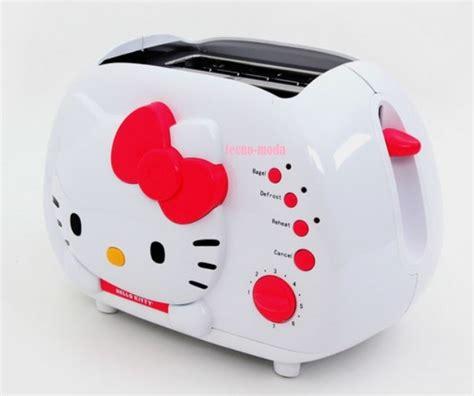 tostadora original hello kitty tostador de pan super original carita kitty