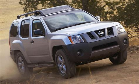 2008 Nissan Xterra Reviews Car And Driver