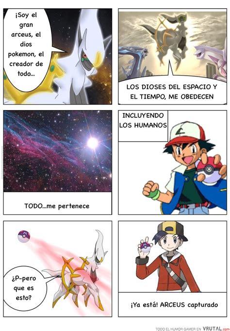Pokemon Memes En Espaã Ol - vrutal l 243 gica pok 233 mon en su m 225 xima expresi 243 n