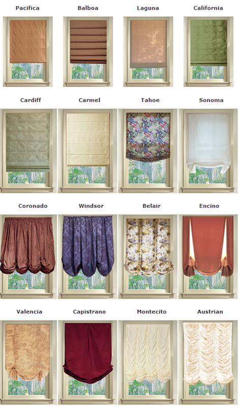 lshade styles roman shades