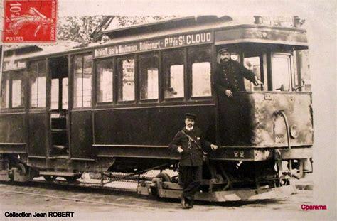les tramways de 75 page 8 cartes