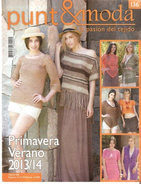 revistas de crochet en espanol 456 best crochet en espa 241 ol images on pinterest crochet