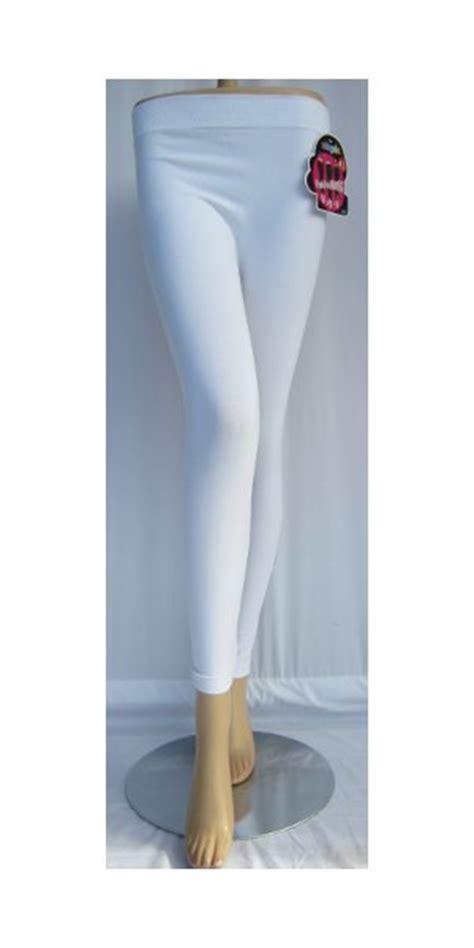 Setelan Legging Bra 2 dalaman legging putih dlp01