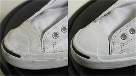 Clean White Leather by How To Clean White Leather Sneakers The Dapper Advisor