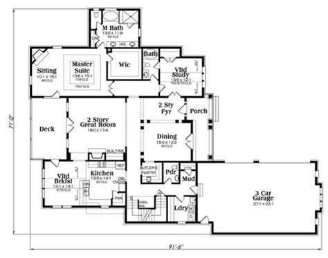 7000 Sq Ft House Plans Luxury Home Plans 7000 Square Home Plan