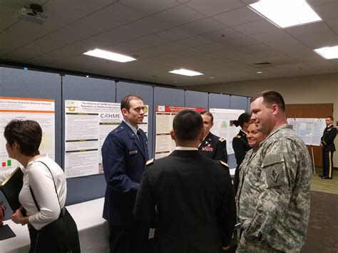Us Army Baylor Mha Mba by Army Baylor Mha Mba Showcases Research At 2016 Amedd