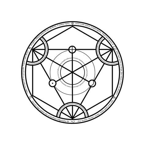 transmutation circle tattoo transmutation circle by notshurly on deviantart