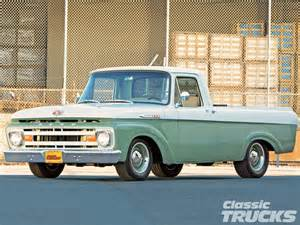 1962 ford unibody classic trucks magazine