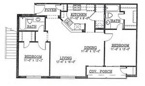 Ennis House Floor Plan Floor Plans Oak Creek Apartments Townhousesennis 75119