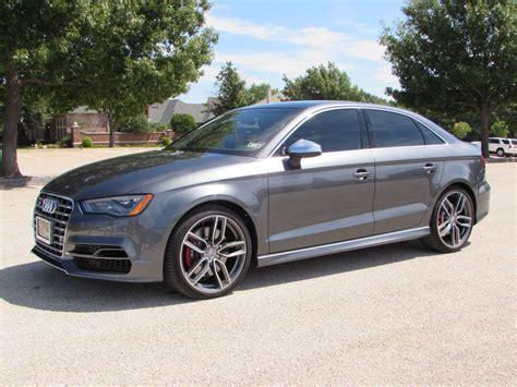 grey audi s3 2015 audi s3 gray 200 interior and exterior images