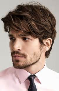 mens medium hairstyles the best medium length hairstyles for men 2017 fashionbeans