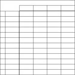 blank chart template chore chart teal png sales report