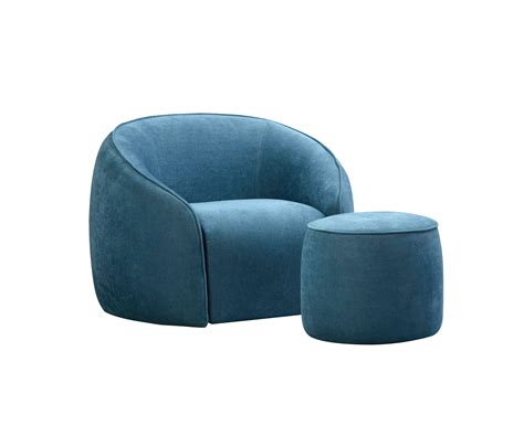 Ottoman Armchair Baloo Armchair And Ottoman Lounge Chairs From Alivar