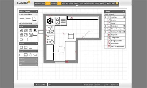 Planungsprogramm Freeware by Elektroanlage Planen Mit Dem Elektro Raumplaner Pc Magazin