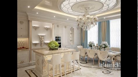 Home Design Qatar Antonovich Design Kitchen Youtube