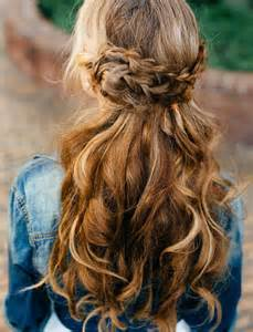 country hairstyles for hair country style wedding hairstyles