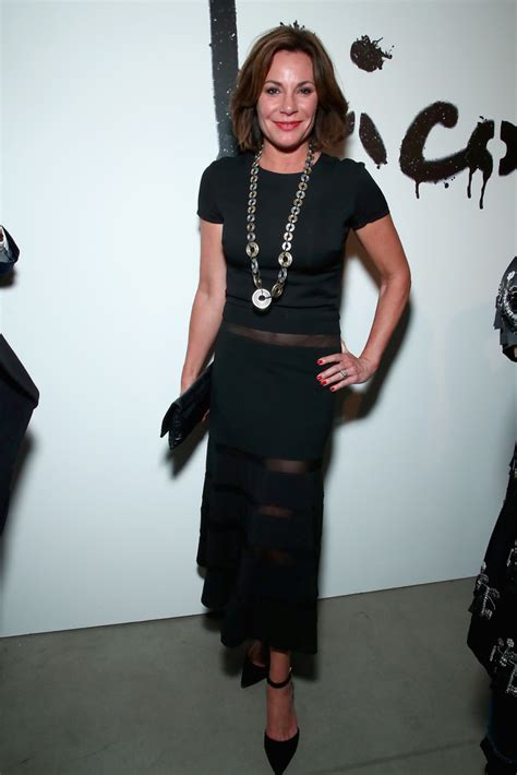 Ny Fashion Week Miller by Luann De Lesseps Photos Photos Miller Front Row