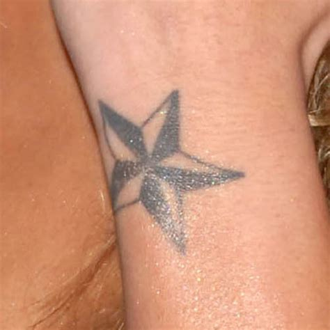nautical star wrist tattoos traditional tattooos page 5 of 24 style page 5