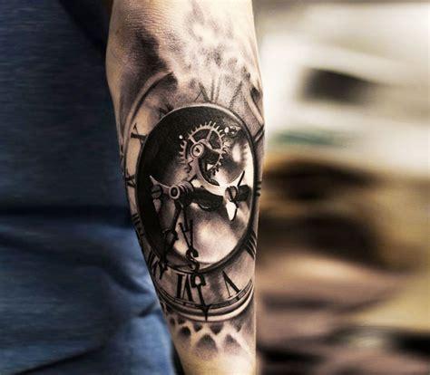 oscar tattoo login clocks 3d and