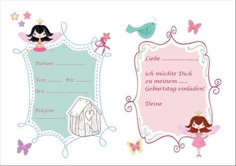 einladung fein kindergeburtstag einladungen vorlagen