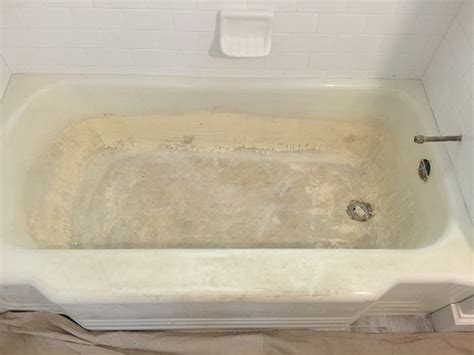 bathtub refinishing tulsa cast iron tub refinishing image credit ashley poskin old