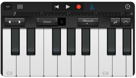 Piano Garage Band by 10 Essential Apps For Musicians For The Iphone And