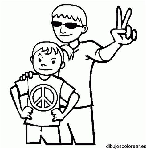 imagenes animadas de amor y paz dibujos de amor y paz para colorear imagui