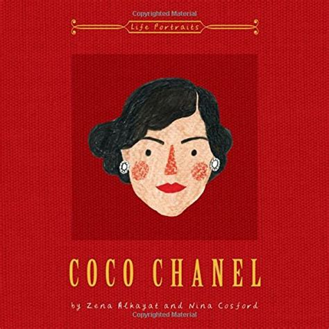 coco chanel biography book download download coco chanel life portraits zena alkayat pdf