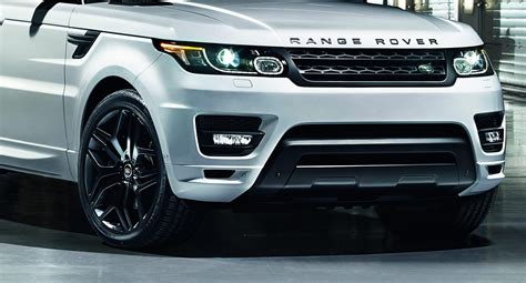 range rover sport rims 22 2014 range rover sport stealth pack brings black 21s or 22