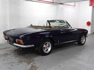 1970 Fiat 124 Spider For Sale Used 1970 Fiat Spider 124 Spider For Sale In