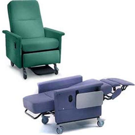 medical recliners for home healthcare furniture patient room mobile medical