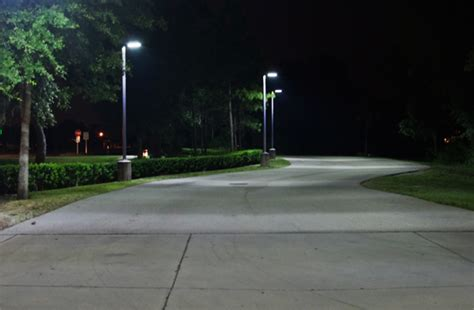 Outdoor Led Parking Lot Lighting Outdoor Led Parking Lot Lighting Ge S Scalable Led Area Lights Bring Lots Of Options For Www