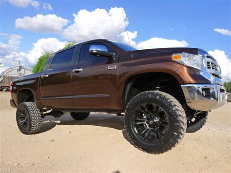 Toyota Tundra 1794 Edition For Sale 2015 Toyota Tundra 1794 Edition Crew Max 4x4 Lifted Truck