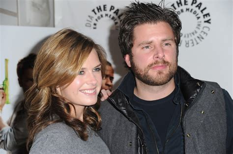 roday lawson breakup pin did maggie lawson and james roday break up image