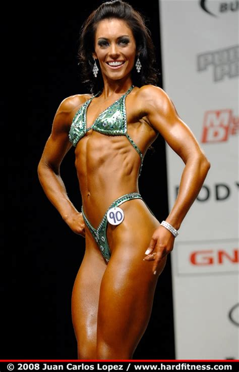 figure in pc weninger twopiece 2008 ifbb california pro and