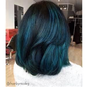 midnight blue hair color 1000 ideas about midnight blue hair on