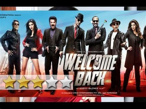 biography of movie welcome back welcome back full movie review hindi movies 2015 full