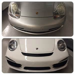 Porsche 996 Headlight Conversion Porsche 996 To 991 Front Lift Conversion In Steel