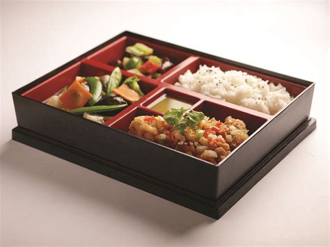 bento box gourmet sandwich catering silver tray cooks kitchen tools bento