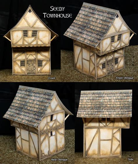 English Tudor Houses by How To Build A Wattle And Daub Cottage Country Homes Ad