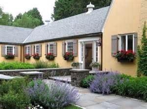 Houses With Window Boxes - how you can boost the curb appeal of your home in one day