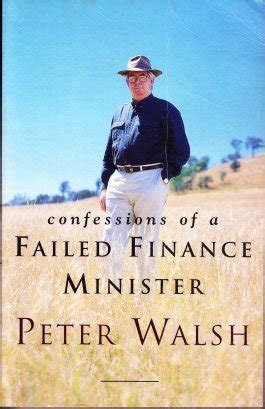 Book Review Confessions Of A Failed Grown Up By Calman by Confessions Of A Failed Finance Minister By Walsh