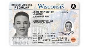 wisconsin drivers license template wisconsin dmv to begin issuing new driver licenses id