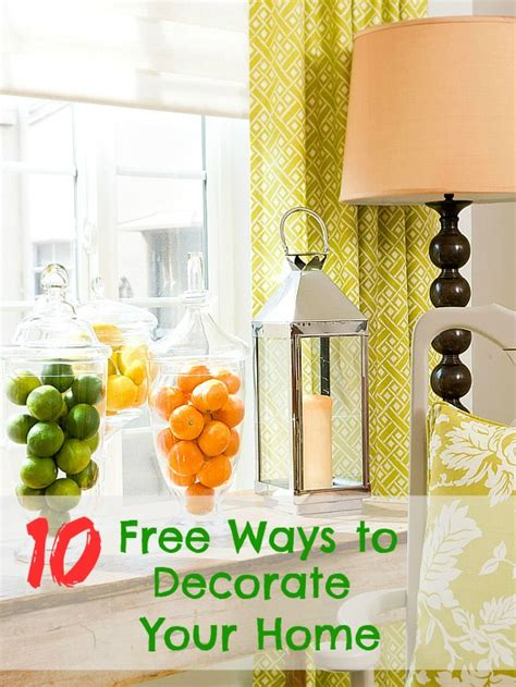 how to decorate your home with fruits and vegetables 10 free ways to decorate your home simpleigh organized