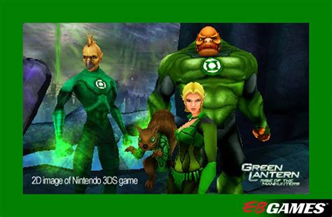 Green Lantern Rise Of The Manhunters Ps3 green lantern rise of the manhunters preowned eb