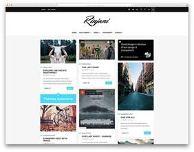 top design blogs 30 best personal blog wordpress themes 2017 colorlib
