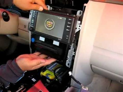 service manual [how to remove the radio on a 2009 mazda