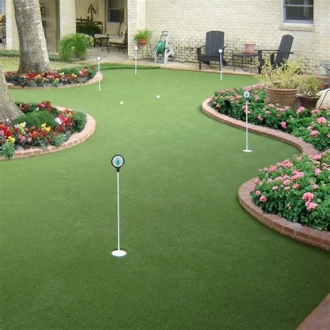 backyard miniature golf back yard mini golf pictures to pin on pinterest pinsdaddy